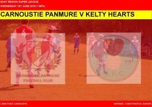 KELTY H Match Poster