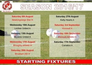 Early Fixtures